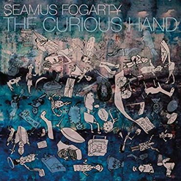 The Curious Hand by Seamus Fogarty: Engineer, Guitar, Mix, Production