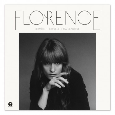 How Big, How Blue, How Beautiful by Florence & The Machine: Guitar